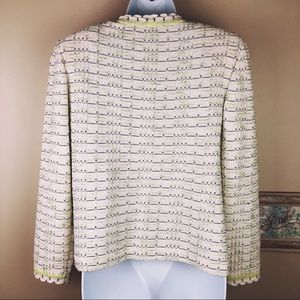St. John Sweaters - St John Collection Button Up Sweater Cardigan 6